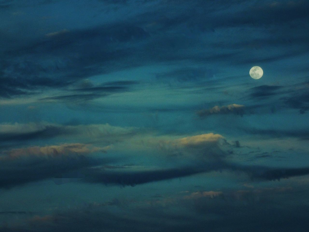 Blue Wave Blue Blue Sky Blue Sky And White Moon Early Moon Magic Hour Shades Of Blue And Then Day Becomes The Night... Out Of The Blue ... Blue Sky Clouds And Full Moon Early Evening Sky True Colors Nature's Diversities