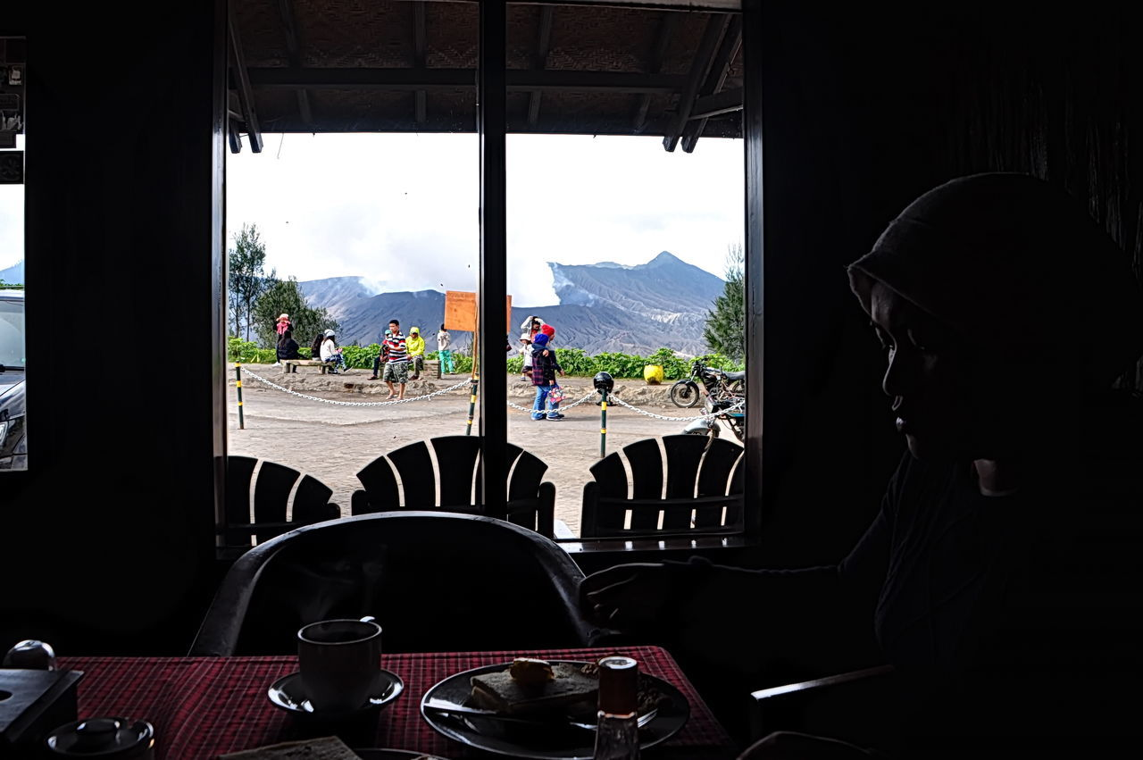 Mountain View Breakfast ♥ Bromomountain Eastjavatourism Travel Destinations