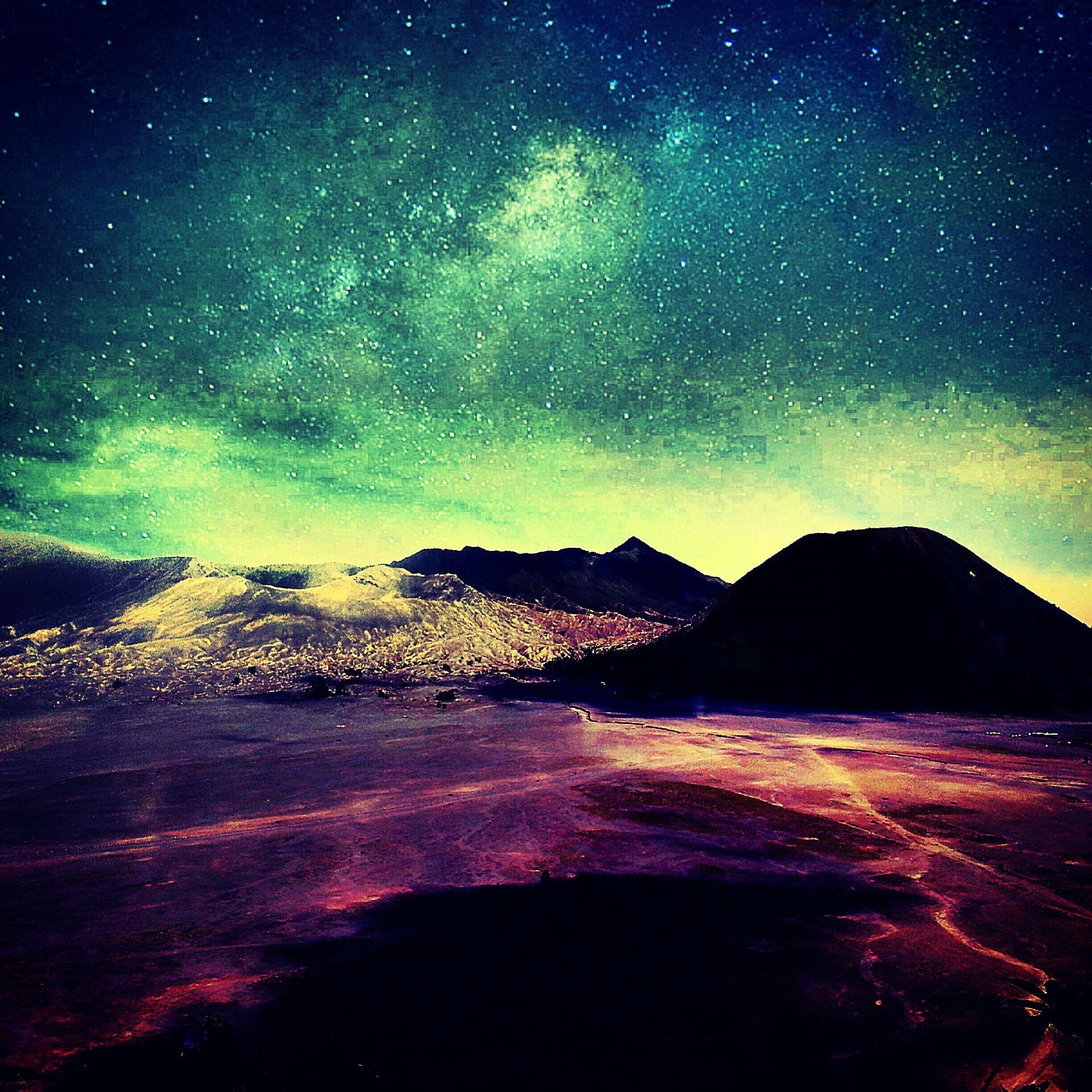Sky full of star Enjoying Life Travelingindonesia Skylovers Mountainview Night Photography Lovely Weather EyeEm Indonesia