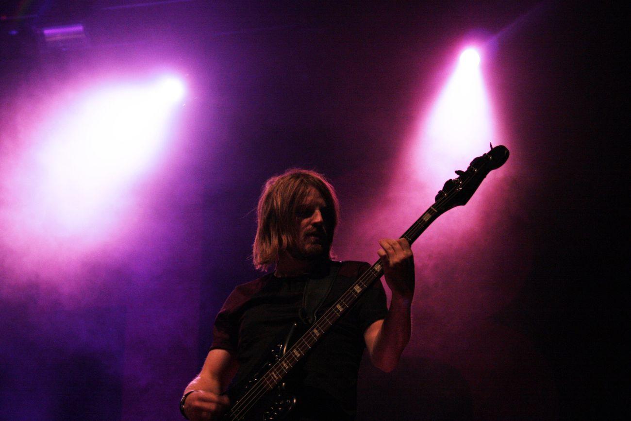 Concert Music Gitar Brightlights Light Man People Kasabian