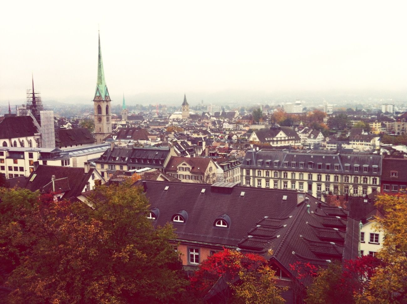 Testing EyeEm! Zurich! #chupazuckeberg