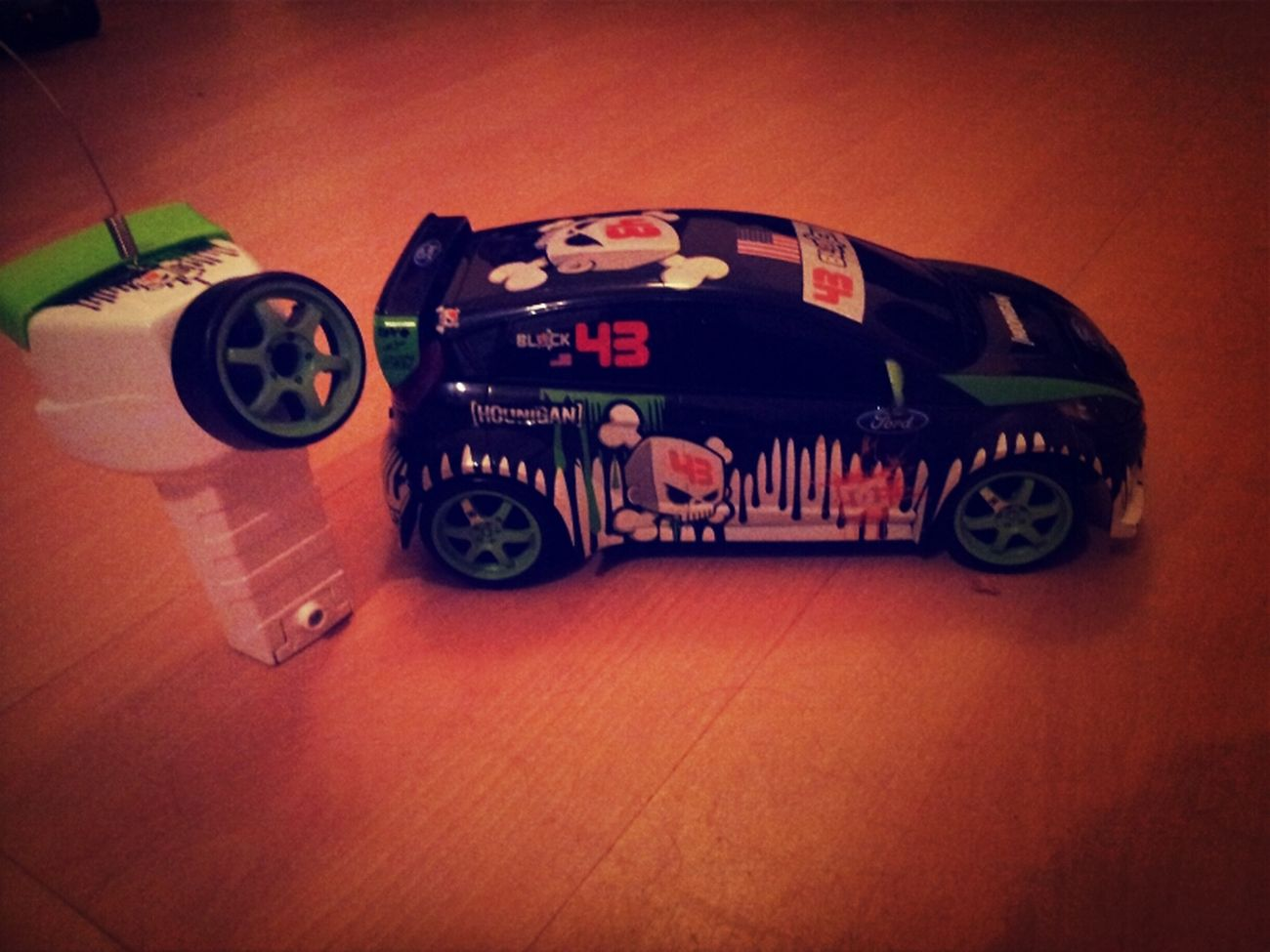 Ken Block RC Drift Car - Fiesta