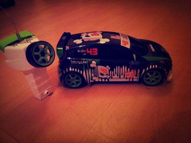 Ken Block RC Drift Car - Fiesta