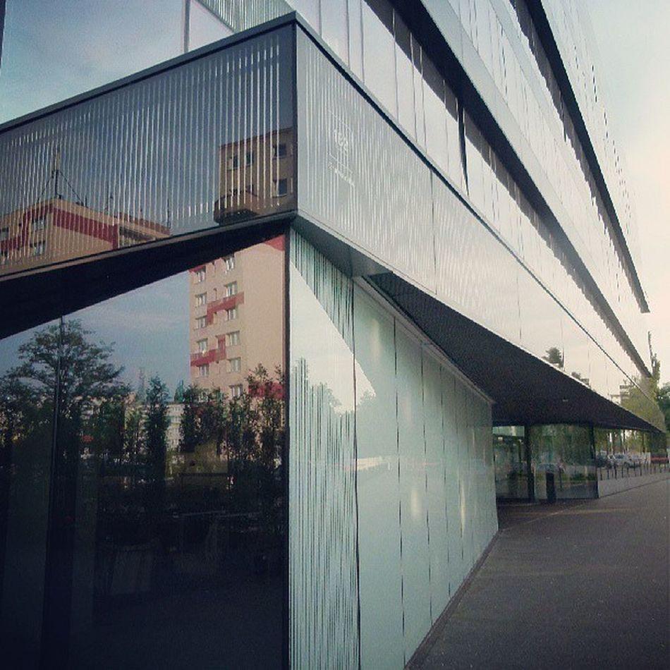 Architecture Modern Allegro The Architect - 2014 EyeEm Awardspixel bryla verge angles glass reflection poznan Poznań