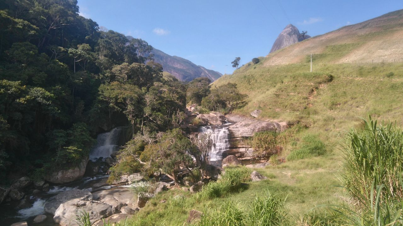 Cachoeira dos Frades. Teresopolis Rj Brasil Reflection Tranquility Beauty In Nature Travel Destinations Nature Tourism