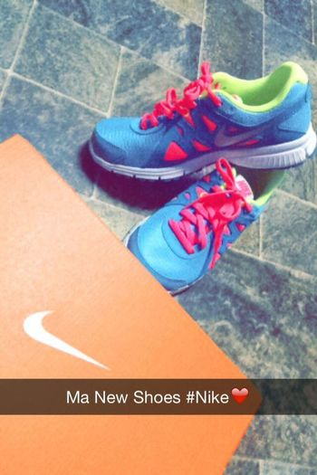OMG! I Brought The Shoes Oh Yeah Oh Yeah❤️ @Nike