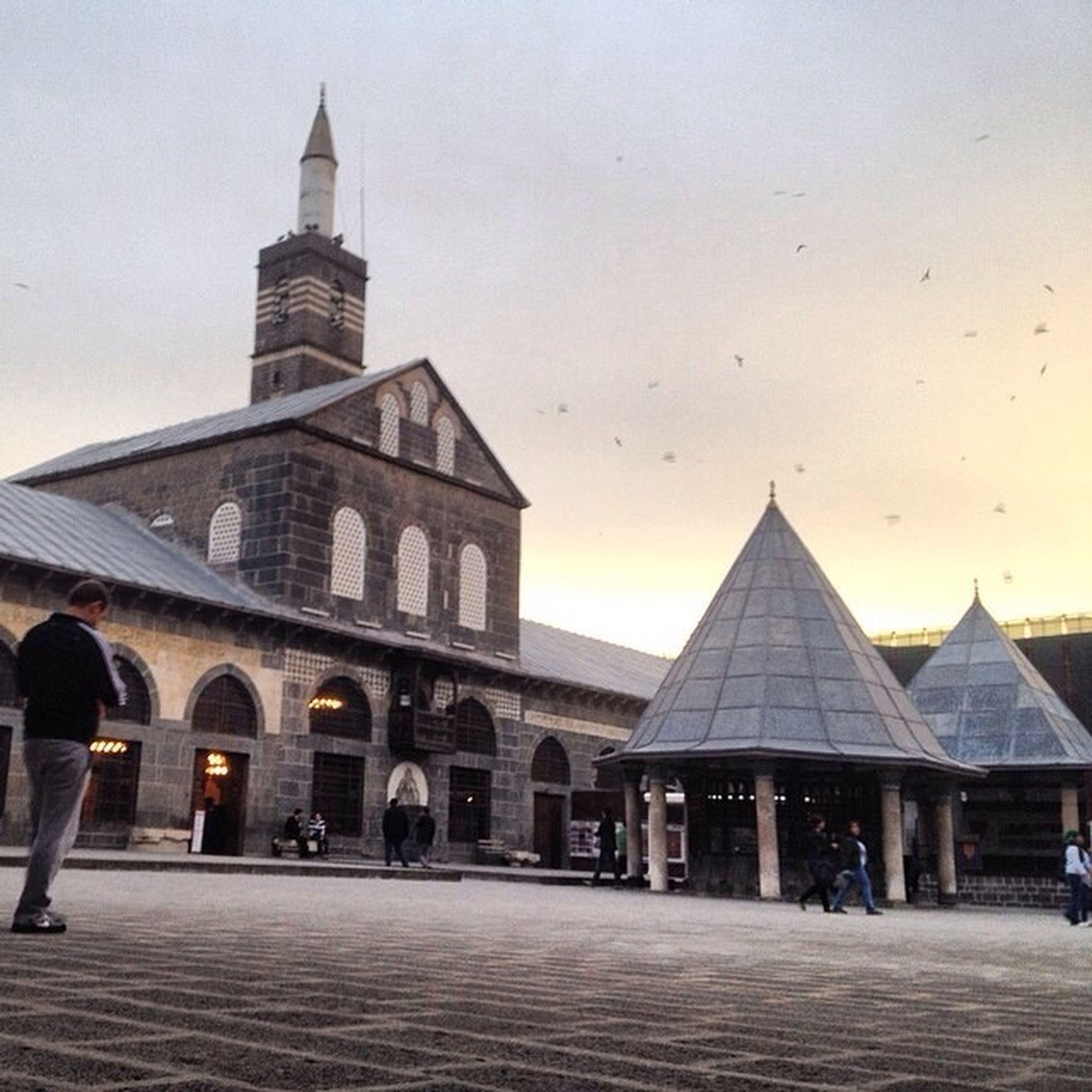 Ulu Cami - Diyarbakır Bymrt