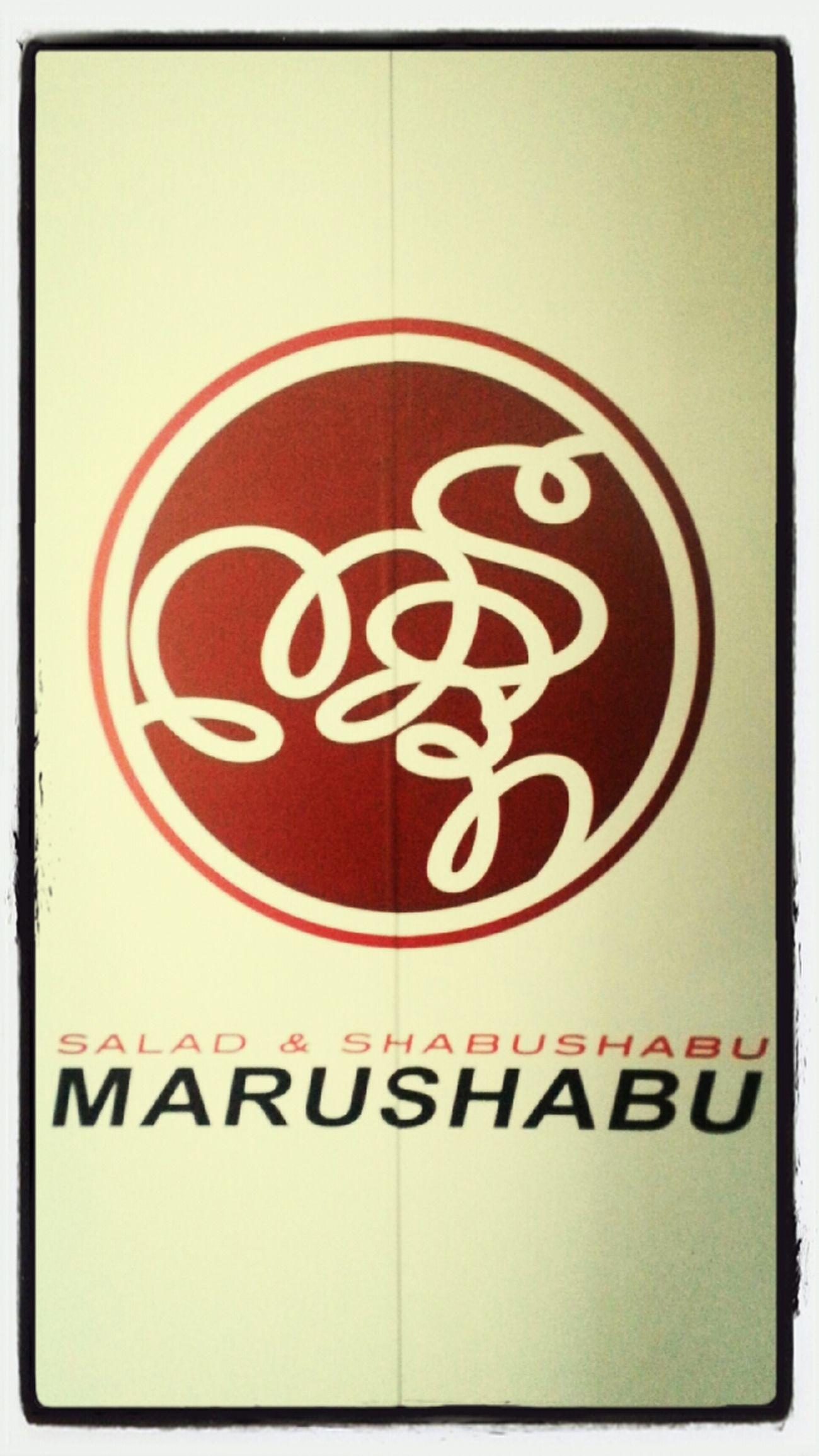 Marushabu Salad Food
