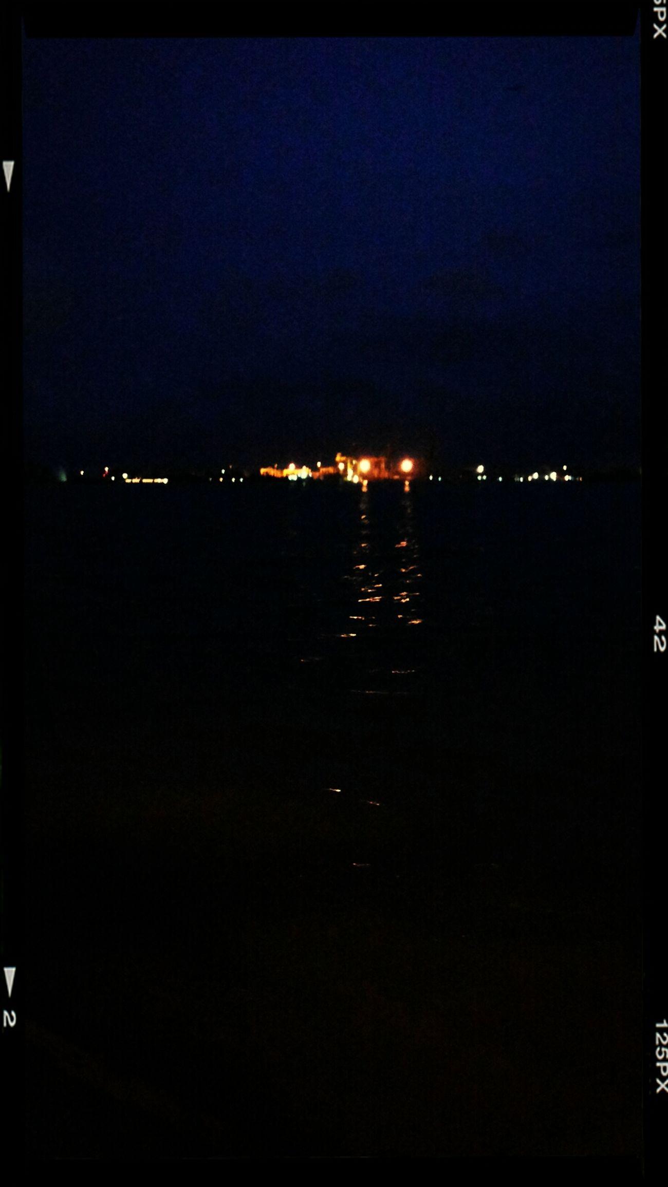 FAR AWAY Port Nightphotography Lighting