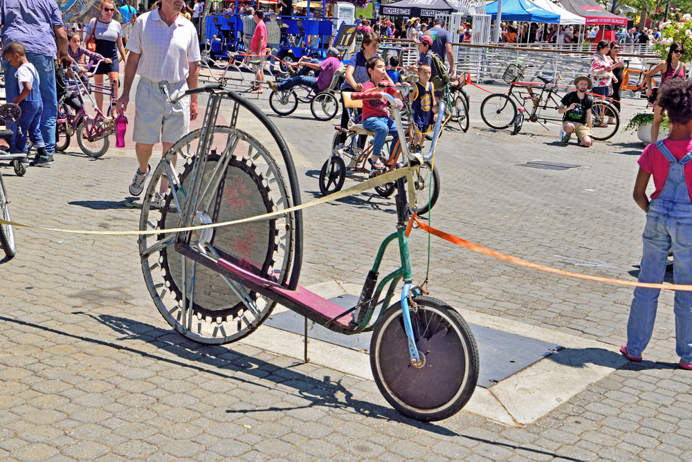 Bikes Of All Types 2 Peddle Fest @ Jack London Square Oakland, Ca. Festival Bicycles Bicycling Custom Bicycles Antique Bikes Kids Bikes Bikes Bikeporn Bicycle Heaven Have A Good Time People Watching Having Fun Family Time Having Fun With Photography