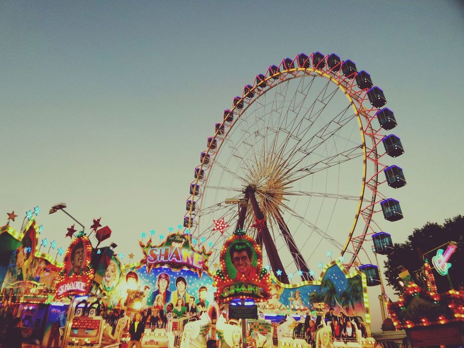 Octoberfest Stuttgart Ferris Wheel