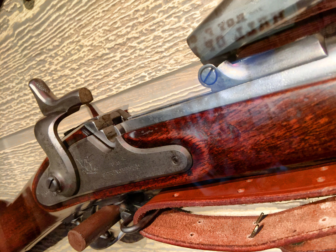 Antique Firearms Flintlock Gun Historic Old-fashioned Rifle