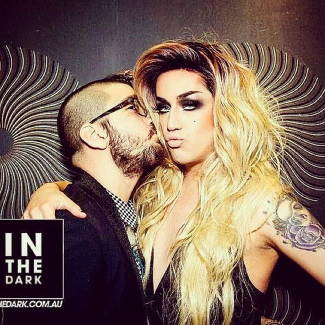 Did you know me and @adoredelano are Notsosecretlovers ? AdoreDelano Lovers InTheDark
