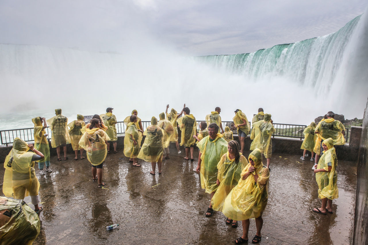 Beautiful stock photos of niagara falls, Beauty In Nature, Blurred Motion, Capital Cities, Day