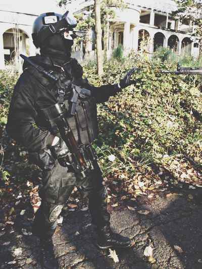 Airsoft Holiday Happy