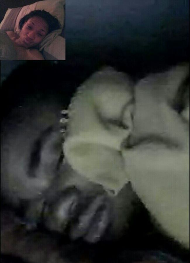 Caught Slippn Lol FaceTime ♡