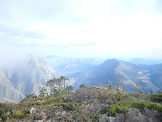 On Top Of The World Top Of The Rock Mountain View Mountain Views Coahuila, México Skyline