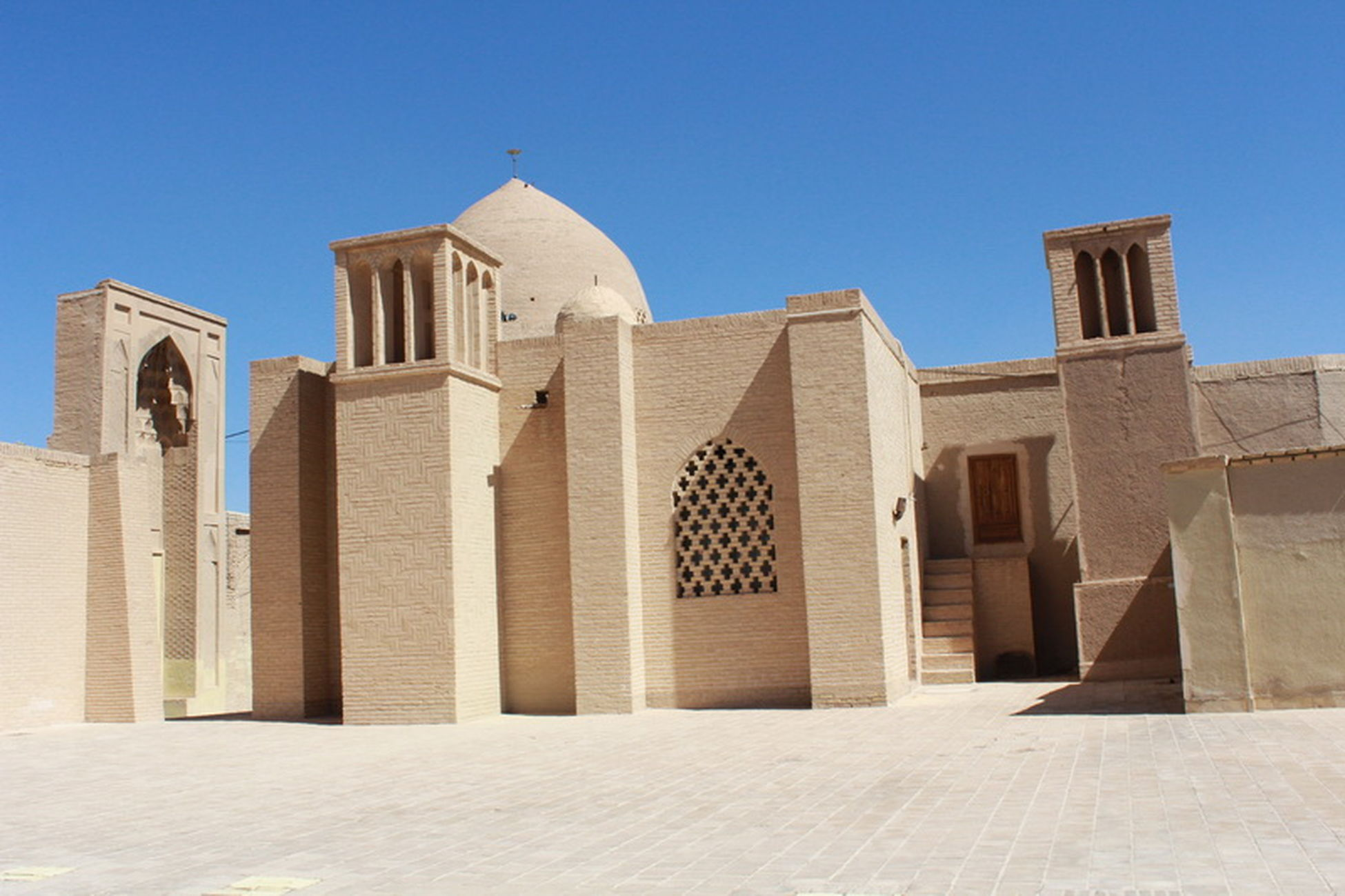 central mosque, Naeen, yazd province, Iran Architecture Building Exterior Built Structure Central Mosque Desert Look History Iran Naeen Place Of Worship Religion