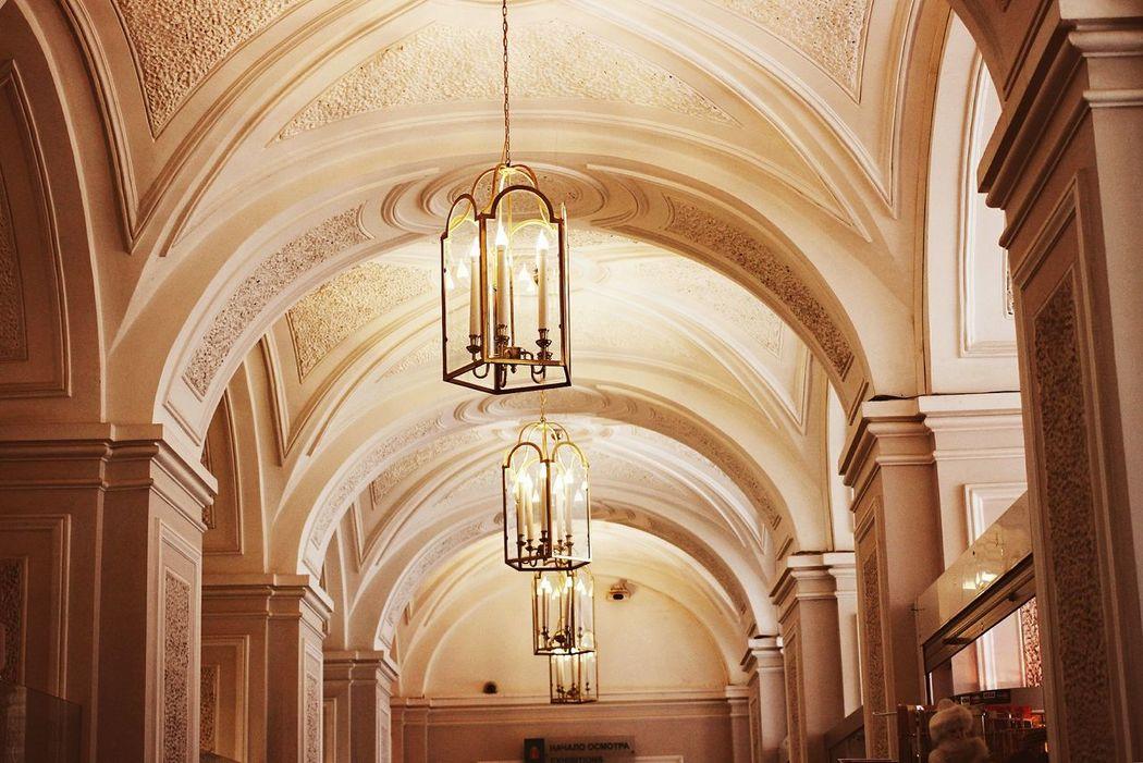 Петергоф Петергоф дворец зал лепнина Moldings Petergof Palace Hall
