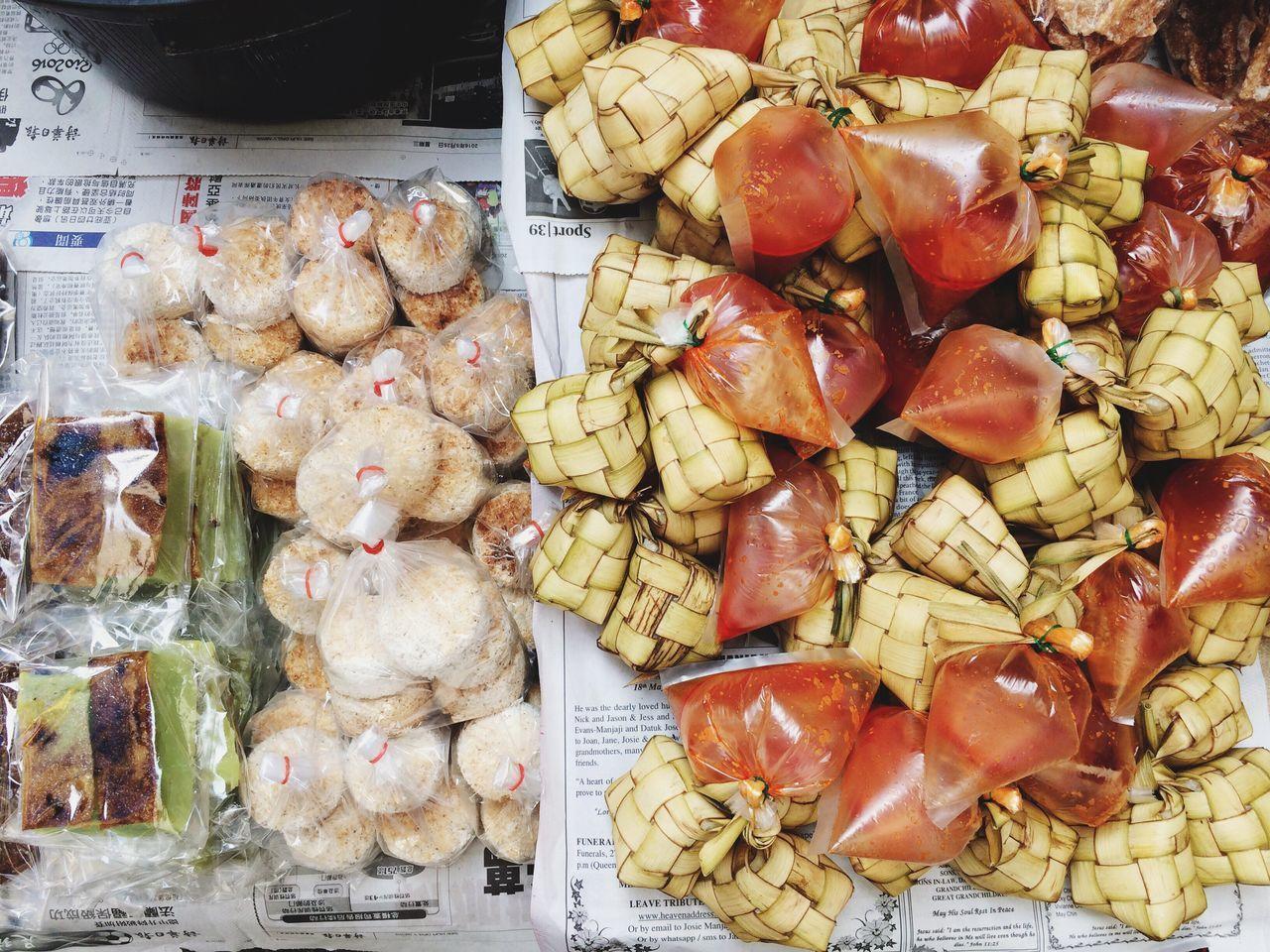 Food Traveling Tamu Sabah Market