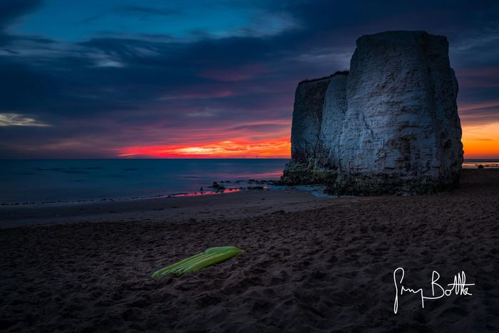 Sunrise Summer Botany Bay Broadstairs Landscape Seascape Uk Sea And Sky Nature_collection Sony A7RII Sonyalpha Sony Images Eye4photography  EyeEm Masterclass Landscape_photography Landscape_Collection Colour Of Life EyeEm Best Shots - Landscape