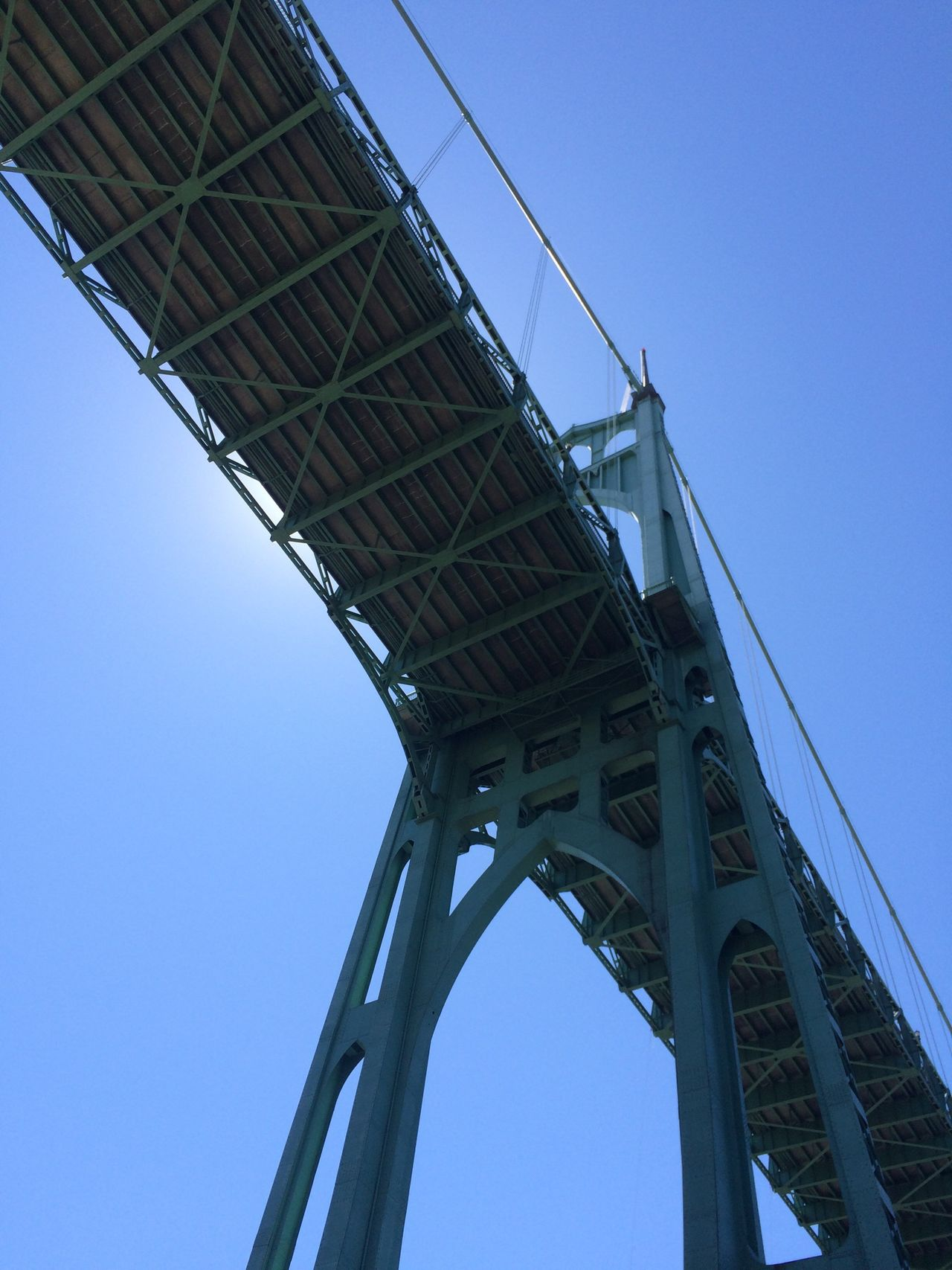 Beautiful stock photos of bridge, Architecture, Blue, Bridge - Man Made Structure, Built Structure