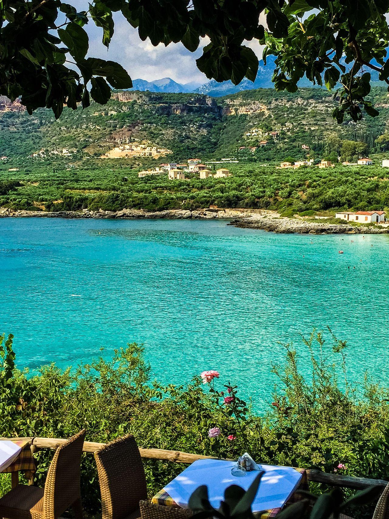Greece GREECE ♥♥ Sea View Blue Blue Sky Summertime @photohackday @eyeem Blue Sea Sky_collection @eye4photograpy @EyeEmNatureLover EyeEm Best Shots Water Sun Kalamata