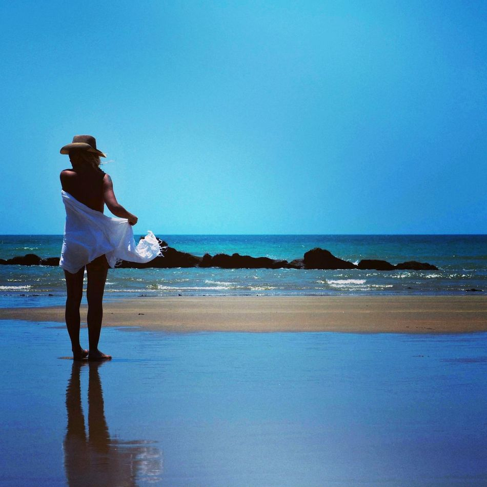 Beautiful stock photos of nude, Beach, Beauty, Blue, Clear Sky