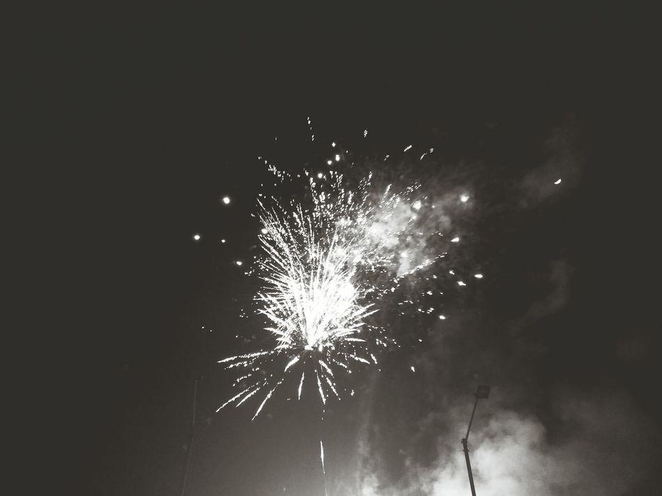 Fireworks Outdoors Part2♡ Sky Night Girls' Day Hello World
