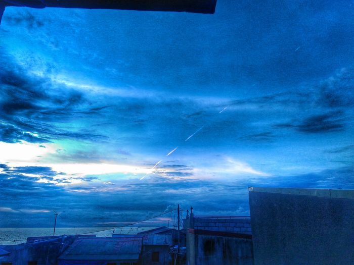 Sky And Sea Clouds And Sky HDR Zenfone2laser Zenfone Photography Cloudsporn Cloudscapes Sea