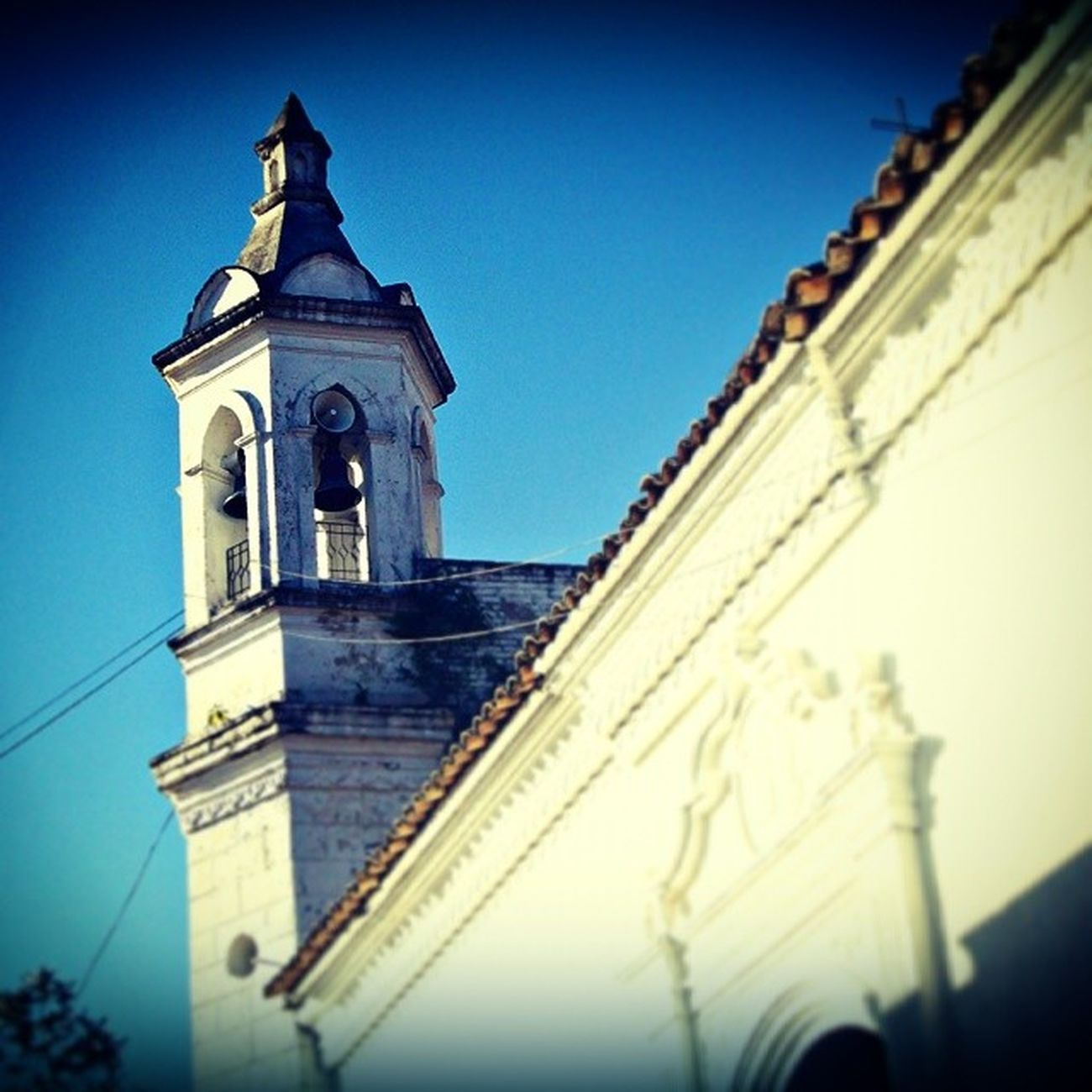 Catedral SRC Honduras Colonial Blue sky nice niceplace instamoment instalike greatplacestovisit
