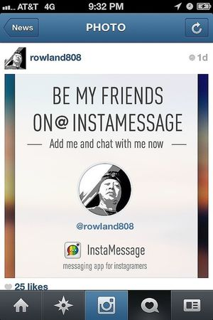 catch me on Instagram @rowland808