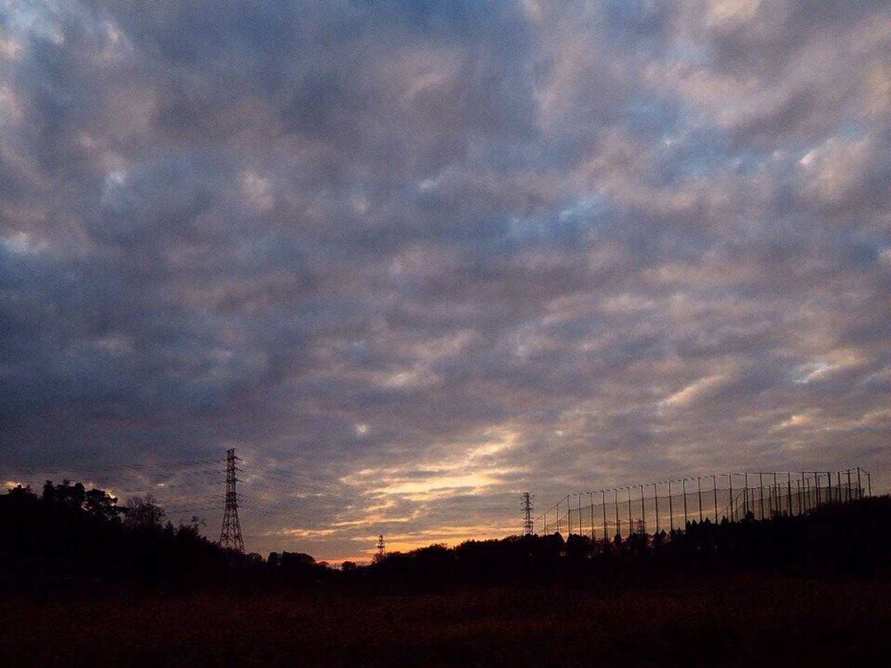 おつかれさま。 Twilight 夕暮れ時 おつかれさま NikonP330