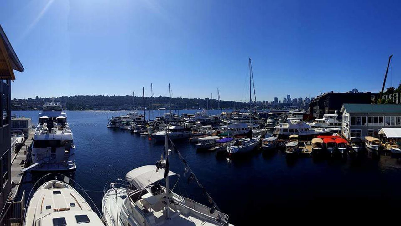 Nautical Vessel Harbor Water Mode Of Transport Sea Transportation Sailboat Travel Destinations Sailing Ship Outdoors Marina Commercial Dock Yacht Vacations Day No People Mast Blue Sky Yahts In The Harbor Boats⛵️ Harbor Beauty In Nature Tranquility