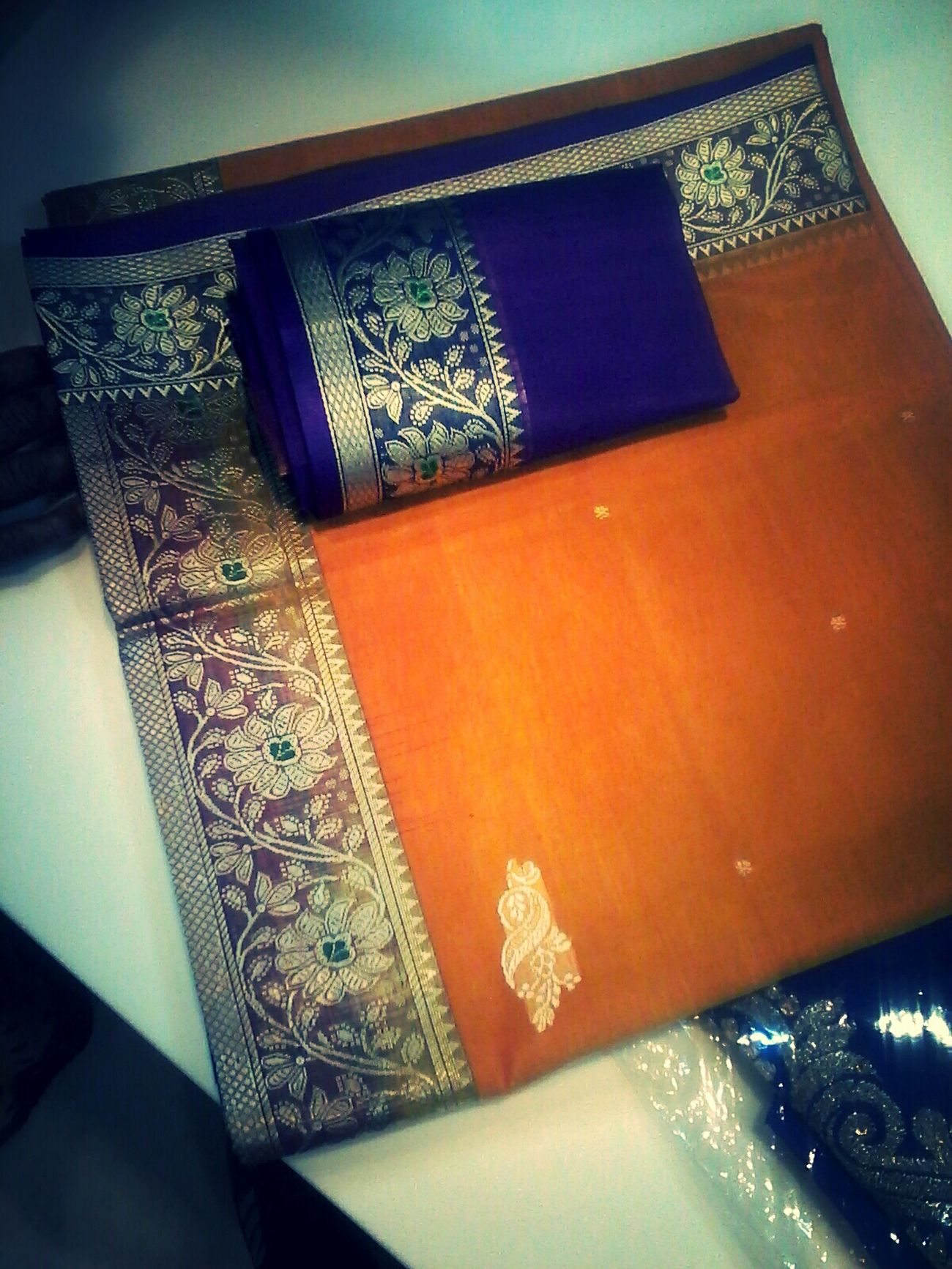 SarEe FoR MoM Saree Marriage  Colors Family❤