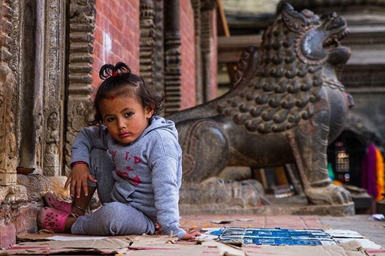 Childhood days... Mangalbazzar Patandurbarsquare Nepalphotoproject Nepal Colorsofnepal Hamrophotos