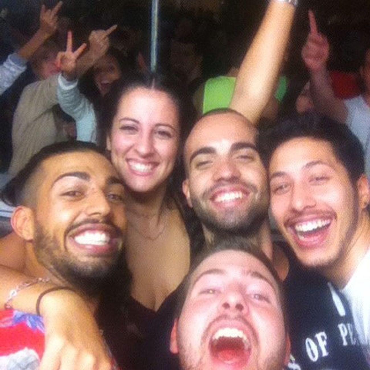 Ruta del kinto 2015 Kinto Cerveza Moraos Vayacaras Nocheincreible Cubatas Estanochemas Tic -tac Cumpleañosenhoras