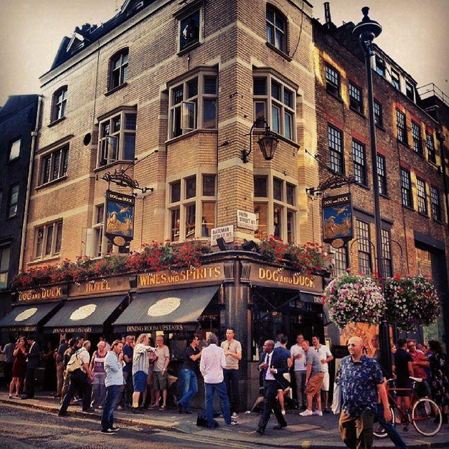 London Soho England Duckanddog cafe bar pub igers igersworldwide ig_bestever best_shots_ever ig_turkey turkinstagram ig_mood igbox instacool instagood insta_pick squaregram vscocam vscoism vsco instamood