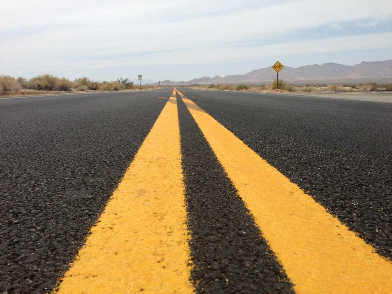 Asphalt Calfornia Empty Road Roadtrip Roadtrip USA Street USA Yellow Lines Route 66 Born To Be Wild Born To Ride