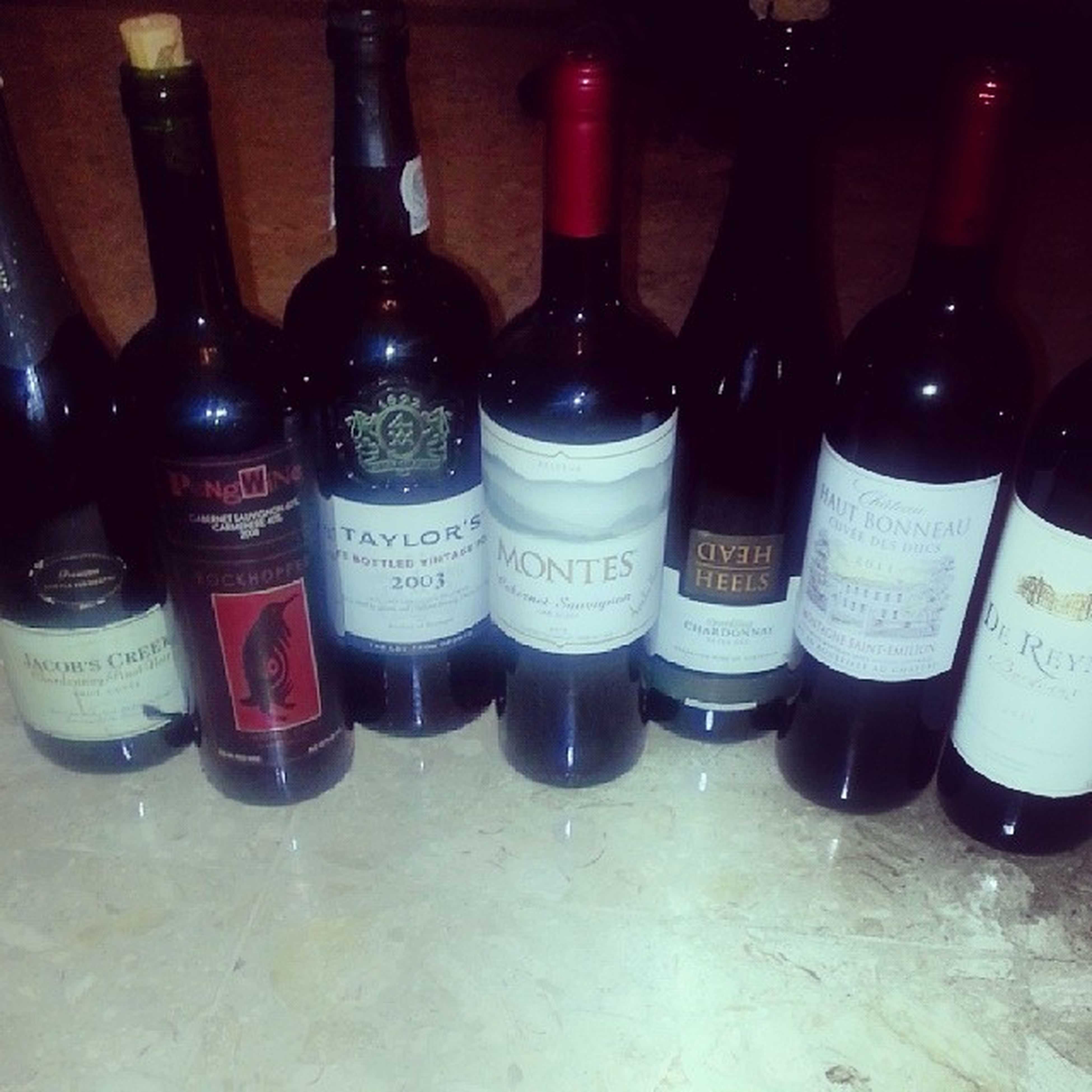 Just a sip of red wine for that extra boost !!! Lol! Before sashaying .. ;) Chardonnaypinotnoir Cabernetsauvignon Taylorslatebottledvintageport Chardonnayextradry chateau bordeaux .. xoxo