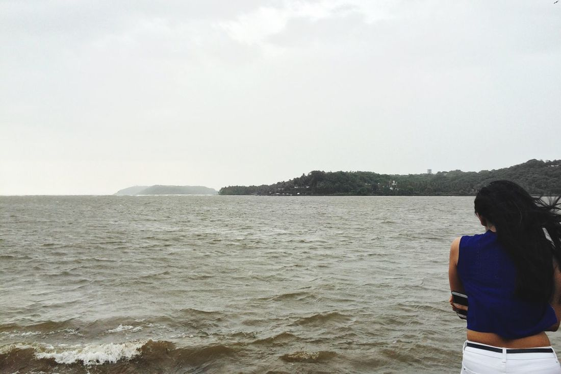 Breezy cloudy evening The OO Mission Check This Out Panjim Goa Rainy Days Girl Fmt Followme