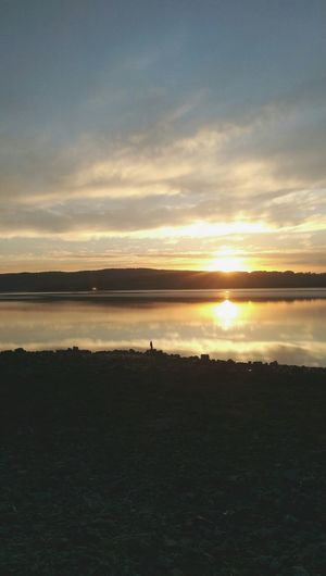 Yet another sunset at Arnside