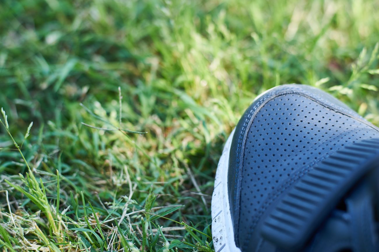 Grass Day Focus On Foreground Human Leg Outdoors Close-up Low Section One Person Nature People Green Foot Shoes Step EyeEm Nature Lover Grass