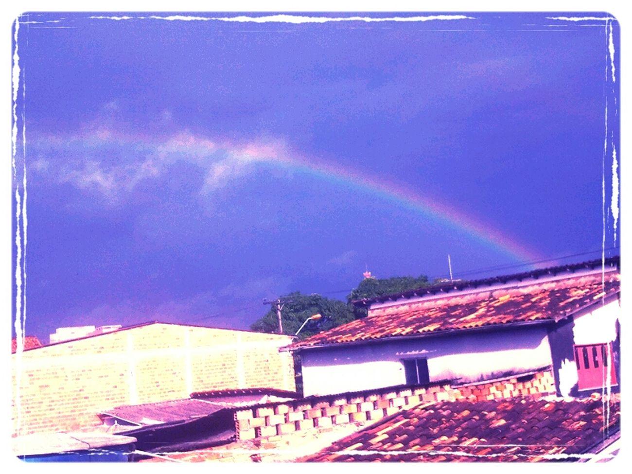 Taking Photos Citiesskylines Sky_collection mobilephotography rainbow belém pará brasil color explosion