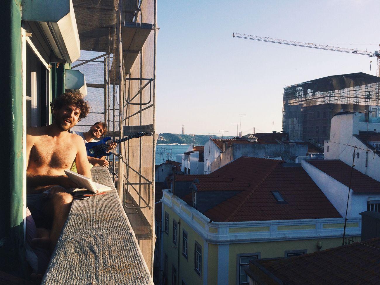 Rooftop Sunset Summer Traveling The Week On EyeEm