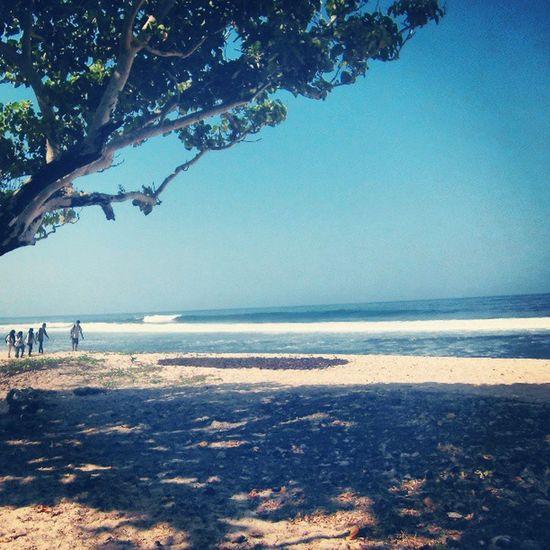 Pok Tunggal Beach Yogyakarta Gunungkidul