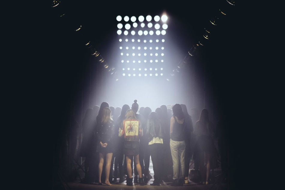 Beautiful stock photos of fashion, Anticipation, Atmosphere, Australia, Backstage