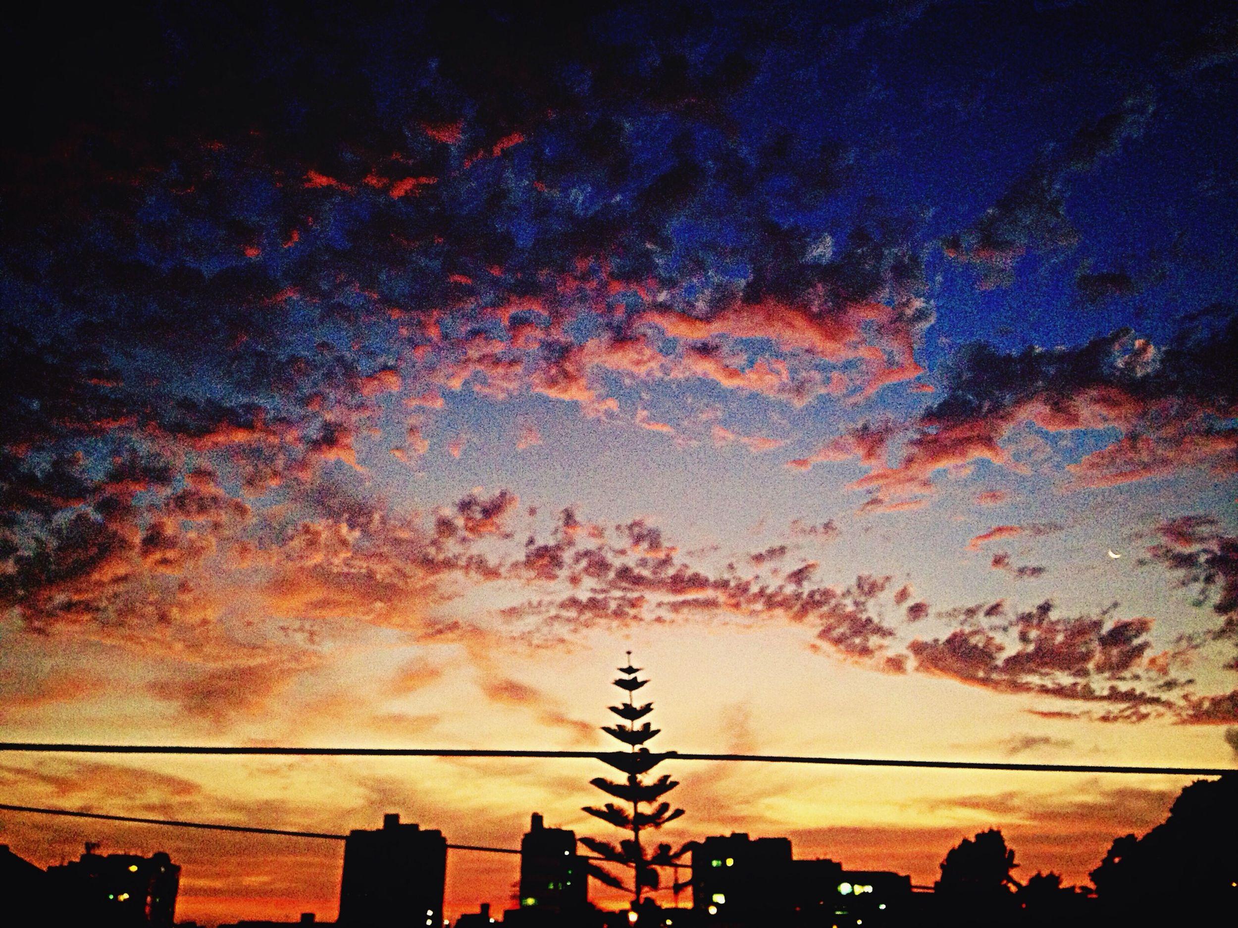 Escaping Sky Peruvian Skies