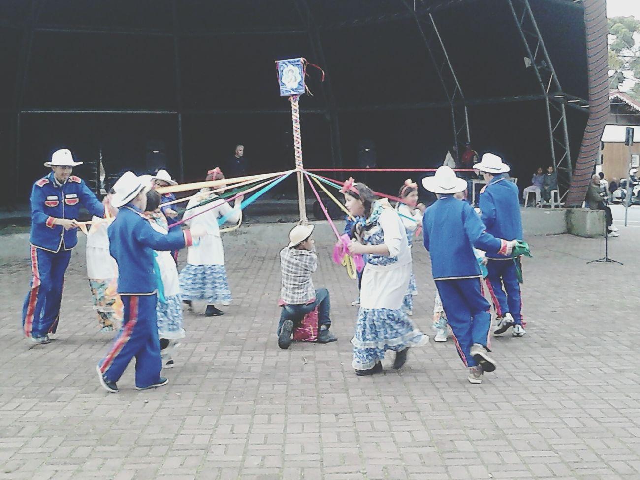 Dançadasfitas Quadrilha Festa Junina!