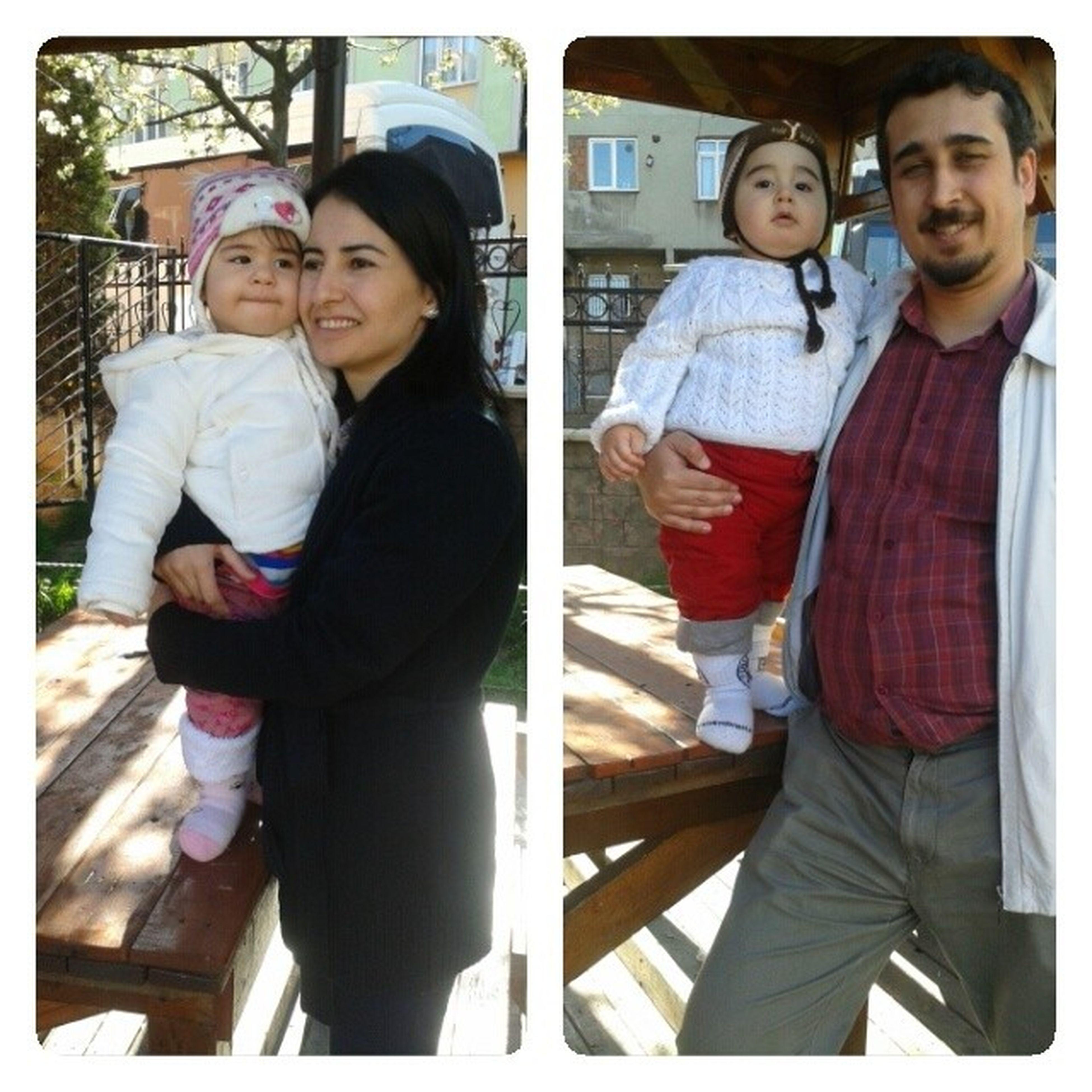 Parktayiz yine :) Almira R üzgar